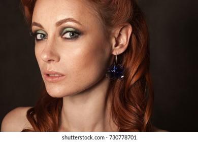 shooting Accessory redhead