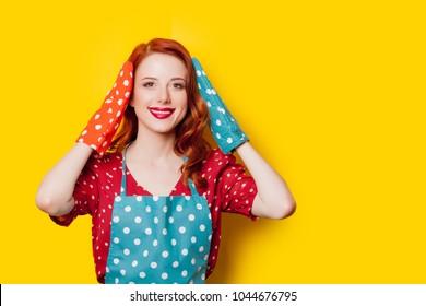 Lesbian beautiful redhead housewife photos