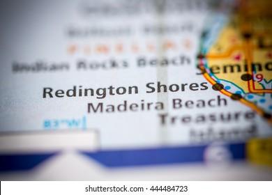 Redington Shores. Florida. USA