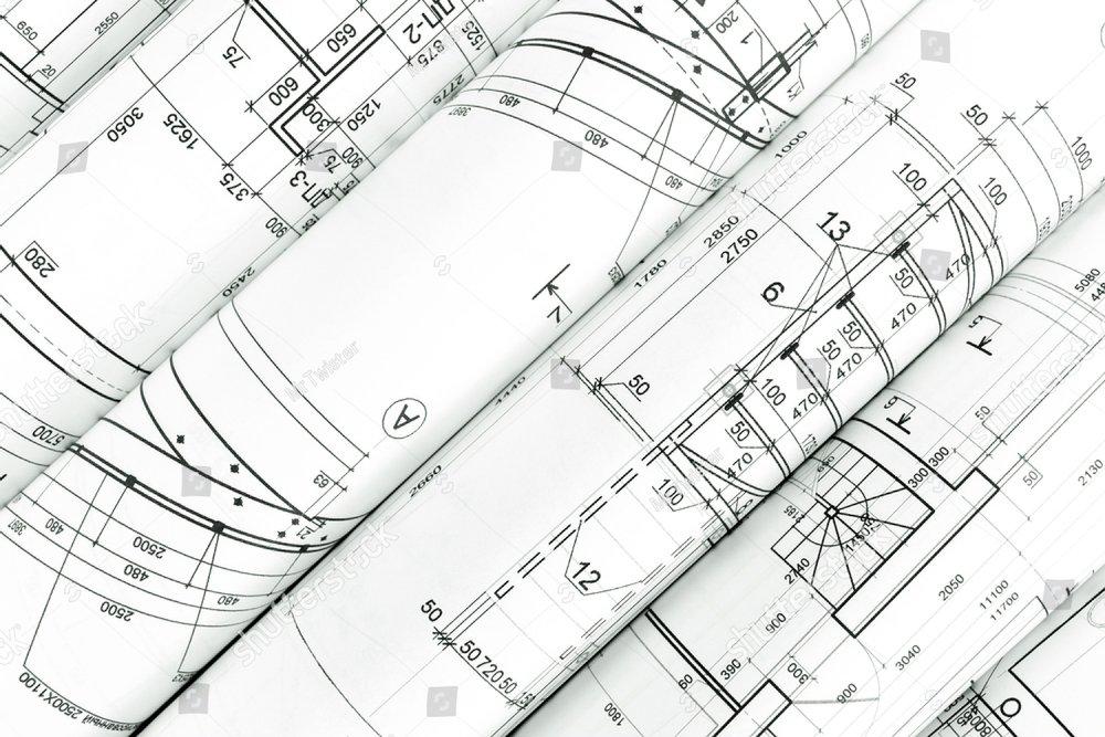 Blueprints For Building Construction