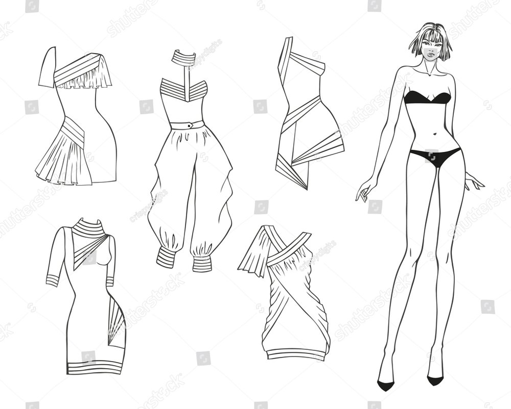 colored paper doll young beautiful girl and bined clothes for her 1st Century Jewish Clothing colored paper doll young beautiful girl and bined clothes for her ez canvas
