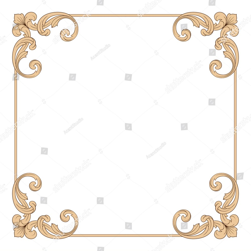 Vintage frame border design Pink Vintage Frame Vector Vintage Frame Picture Frame Vector Border Photo Frame Vector Picture Frame Photo Frame Frame Design Ez Canvas Premium Gold Vintage Baroque Ornament Frame Border Borders Vector