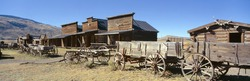 Ghost Town, Cody, Wyoming