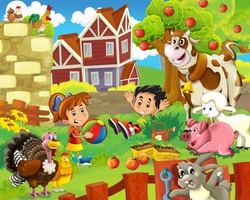 children_farm