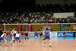 Volleyball WORLD GRAND PRIX