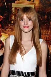 "Bella Thorne at the ""Fun Size"" Los Angeles Premiere, Paramount Studios, Hollywood, CA 10-25-12"