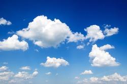 similar images stock photos vectors of blue sky cloud closeup