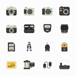 Theme Colorful Icon Set
