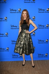 BEVERLY HILLS - AUG 4: Darbie Stanchfield at the 2013 Television Critics Association's Summer Press Tour - Disney/ABC Party at The Beverly Hilton Hotel on August 4, 2013 in Beverly Hills, California