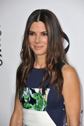 LOS ANGELES, CA - JANUARY 8, 2014: Sandra Bullock at the 2014 People's Choice Awards at the Nokia Theatre, LA Live.