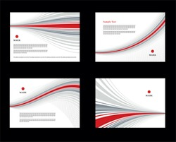 Templates for corporate style