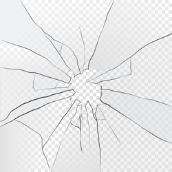Similar Images Stock Photos Amp Vectors Of Vector Broken Glass On Plaid Background 493190917