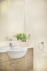 Stock images royalty free images vectors shutterstock - Excellent bathroom plants for fresh interior ...