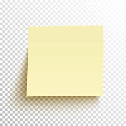 Similar images stock photos vectors of yellow sticky note similar images to yellow sticky note isolated on transparent background template for your projects vector illustration maxwellsz