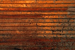Dark brown planks background