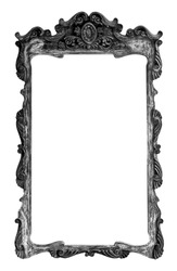 Old Thai style wood frame