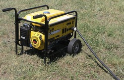 Portable Power Generator for disaster recovery or construction