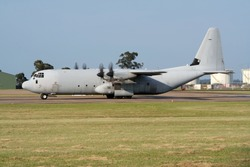 Military Air Force C-130 Hercules
