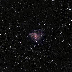 NGC6946, The Fireworks Galaxy
