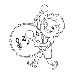 melodie the music fairy coloring pages   Stock Images, Royalty-Free Images & Vectors   Shutterstock