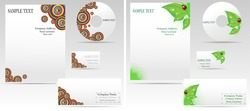 template for business artworks