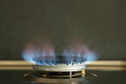 Industrial - gas stove