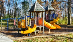 Outdoor photography-Playground at local park in the great State of Kentucky