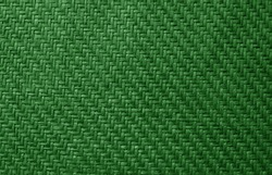 background made of green braid