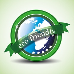Eco, Ecology, Environment, Green Renewable Energy Concept