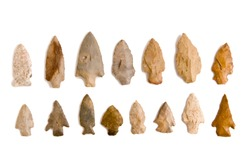 Arrowhead collection found in Missouri