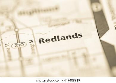Redlands. California. USA