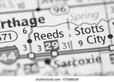Reeds. Missouri. USA