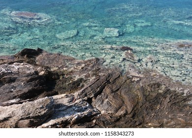 Reef sea view