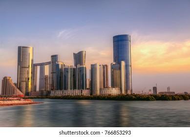 Reem island, Abu dhabi, UAE - Cityscape
