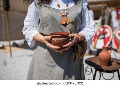 Reenactment of ancient Thracian traditions, Trace reenactment, ancient times, roman times