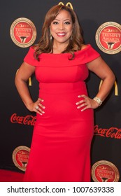 Reese Odum arrives on the Red Carpet for the 26th annual Bounce Trumpet Awards on January 20th 2018 at the Cobb Energy Performing Arts Centre in Atlanta Georgia-USA