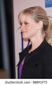 """Reese Witherspoon at the Los Angeles premiere of her new movie """"Penelope"""" at the Directors Guild Theatre, West Hollywood. February 20, 2008  Los Angeles, CA Picture: Paul Smith / Featureflash"""