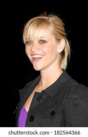 Reese Witherspoon at PENELOPE Premiere, DGA Director's Guild of America Theatre, Los Angeles, CA, February 20, 2008