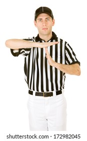 Referee: Calling a Time Out