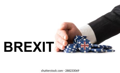 Referendum 2017, Great Britain leaves the eurozone
