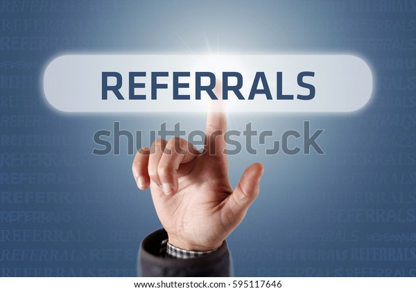 Referrals - Touch Screen Concept