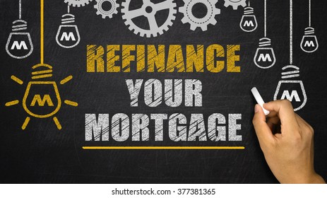 refinance your mortgage on blackboard
