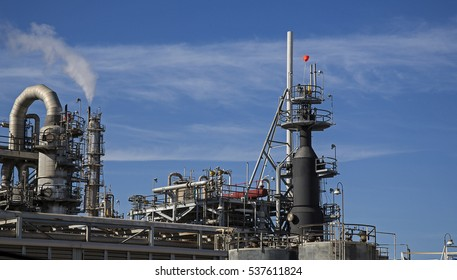 Refinery or Chemical Plant Industrial Unit