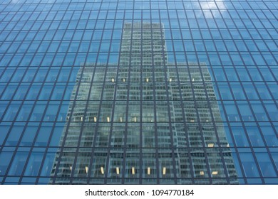 Reflecting Building Architecture