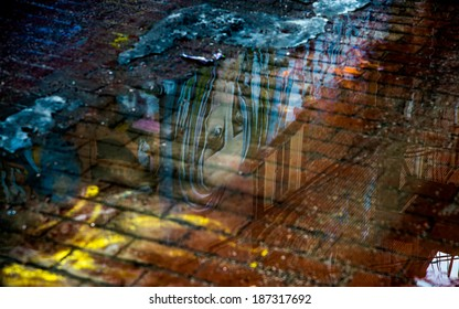 Reflection - Art Alley