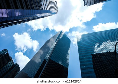 Reflection Sky Building