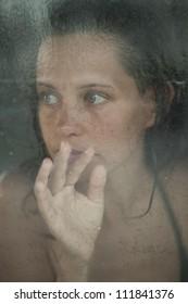Reflection of women on film