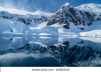 Reflections in Antartica