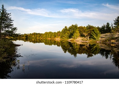 Reflections of a Late Summer Afternoon