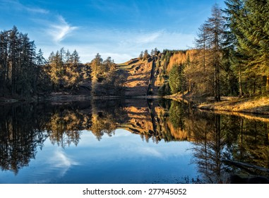 Reflections on a Tarn